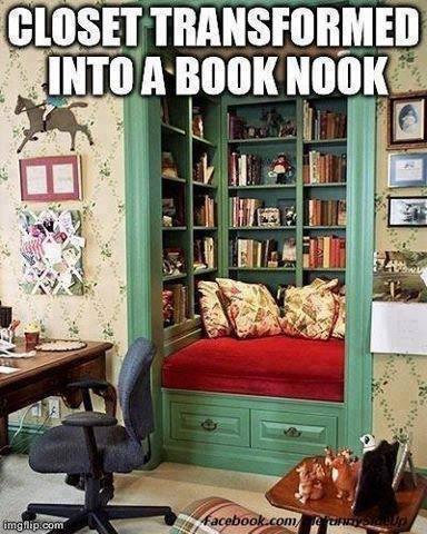 1 book nook