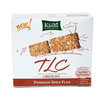 Kashi Pumpkin Spice Crunchy Granola Bars